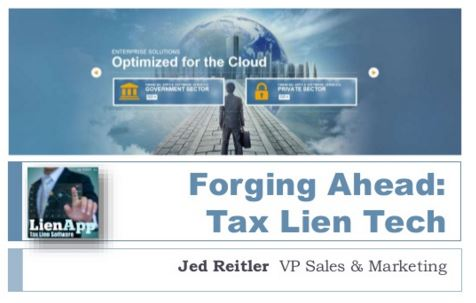 Tax Lien Technology